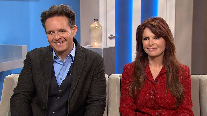 Mark Burnett and actress-wife Roma Downey speak with Canada AM, Monday, Jan. 28, 2013.