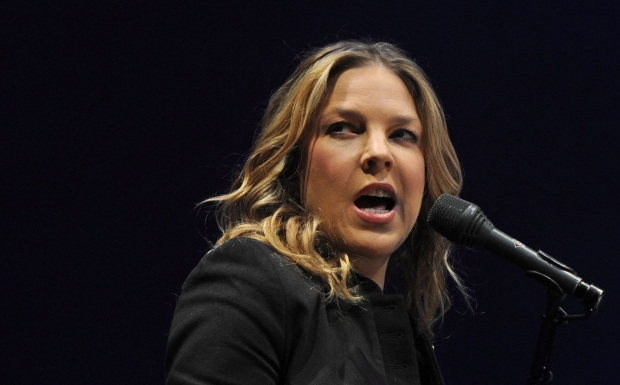 Diana Krall to kick off Canadian tour