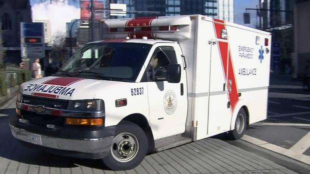 Millions of dollars in ambulance bills  in B.C.