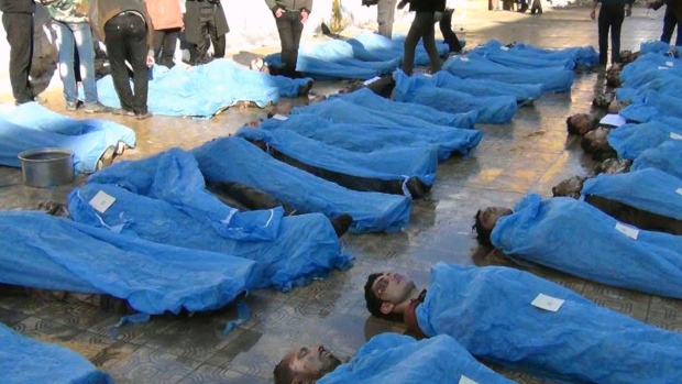65 bodies found in latest Syria mass killing