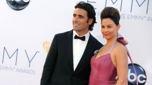 Ashley Judd and Dario Franchitti are separating after 11 years of marriage.. (Matt Sayles / Invision)