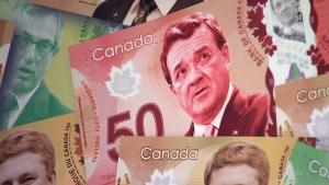 CTV National News: Corporations stockpile billions