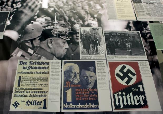Hitler anniversary