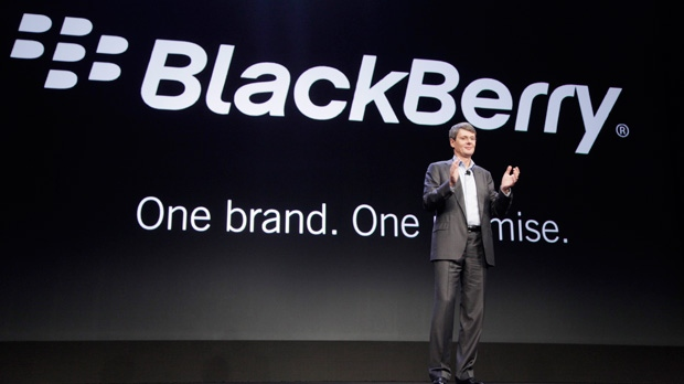 BlackBerry 10 unveiling