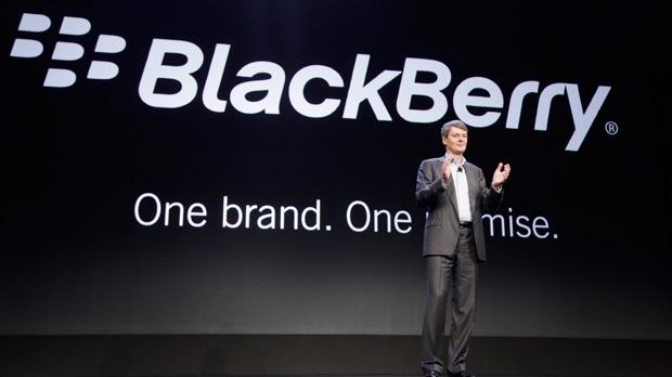 BlackBerry 10 unveiling
