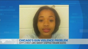 CTV News Channel: Chicago's gun violence problem
