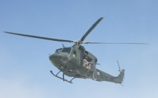 CH-146 Griffon helicopter