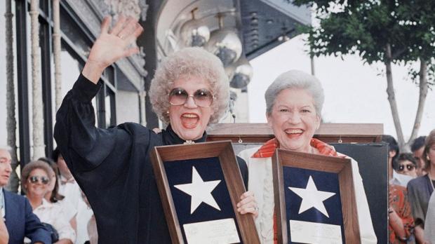 Patty Andrews dies at age 94