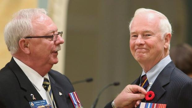 Gordon Moore, Legion's Dominion president