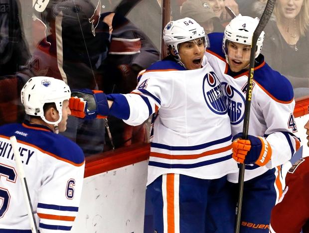 Edmonton Oilers' Nail Yakupov