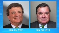 Jim Flaherty rare skin disease