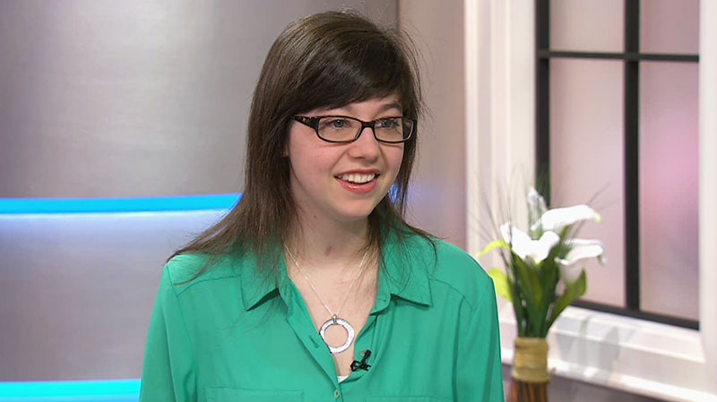 Helene Campbell appears on Canada AM Jan. 31, 2013