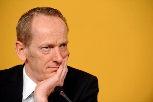 Karl-Thomas Neumann on Feb. 19, 2009.