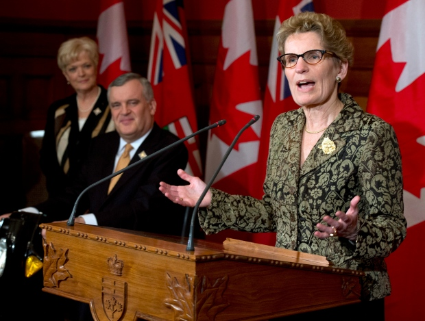 Wynne to become Ontario premier on Feb. 11