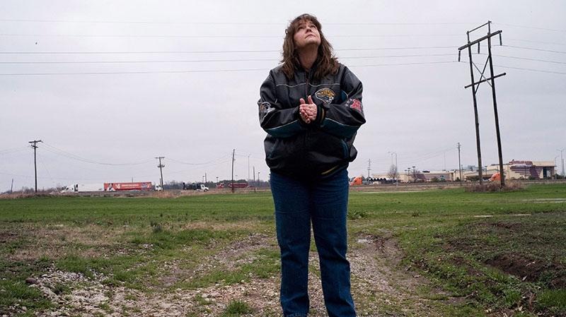 Pam Hicks in Mongrel Media's documentary film, 'West of Memphis'