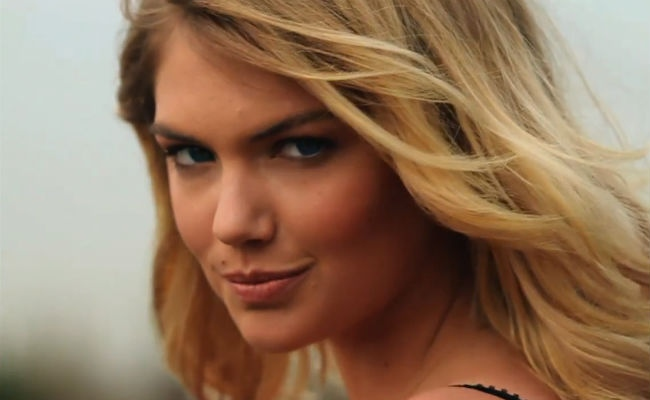 Kate Upton in Super Bowl ad (YouTube)