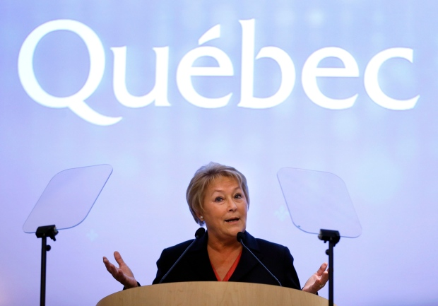 Quebec premier won't follow Harper rules