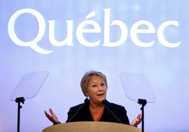 Quebec premier won't follow Harper rules
