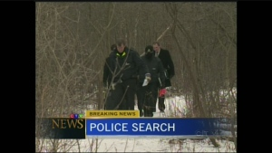 CTV Kitchener: Nicole Lampa with the search