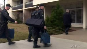 CTV Kitchener: Art Baumunk on the murder charge