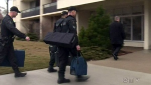 CTV Kitchener: Art Baumunk on the murder charge