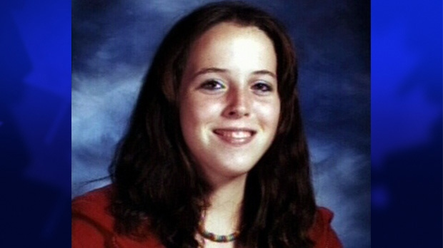 Kelsey Louise Felker is seen in this photo at the age of 15.