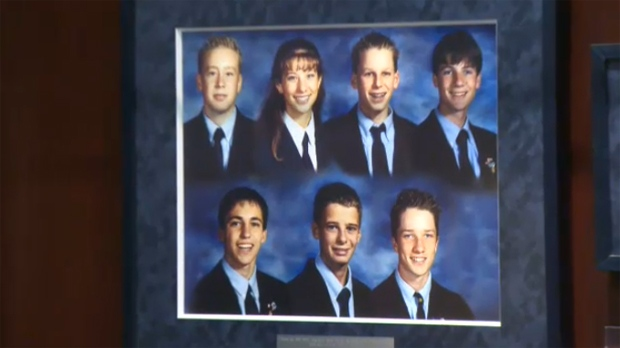 Seven Strathcona-Tweedsmuir students died during a school trip in 2003