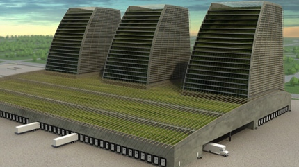 2061 vertical farming