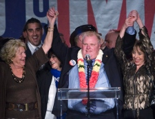 Rob Ford in legal trouble over 2010 campaign