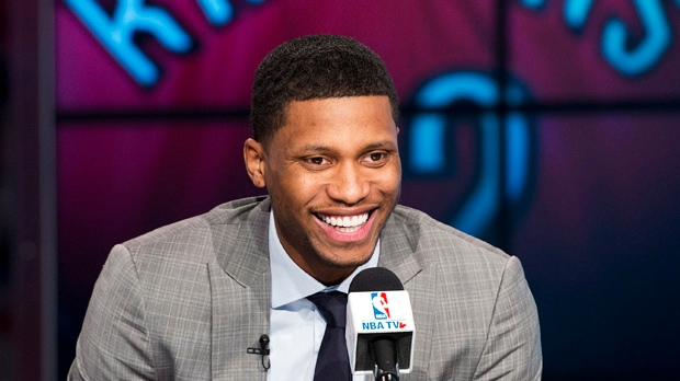 Rudy Gay Toronto Raptors trade NBA