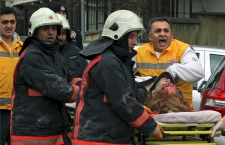 Suicide bombing kills Turkish guard