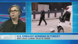 CTV News Channel: Why was Turkey a target?