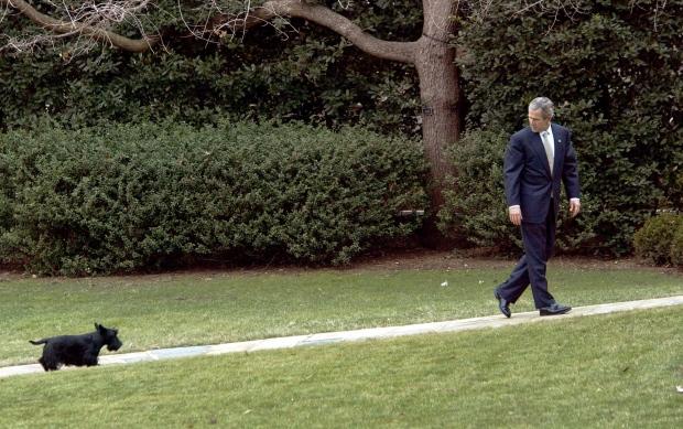 George W. Bush, Barney