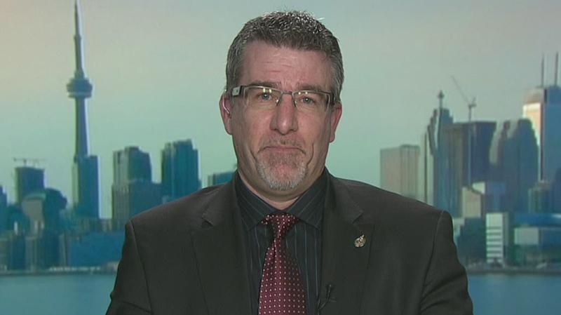 NDP Democratic Reform Critic Craig Scott appears on CTV's Question Period on Friday, Feb. 1, 2013.