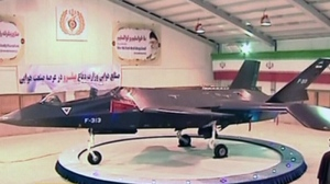 CTV News Channel: Iran unveils fighter jet