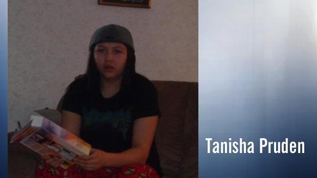 Tanisha Pruden, 17