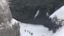 Workers missing after Que. quarry landslide