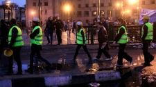 Egyptian anti-government protests grow