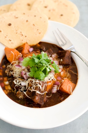 Randy Tieman's chili doesn't look this great. (AP