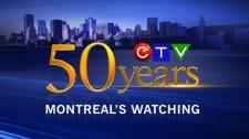 CTV Montreal 50th Anniversary