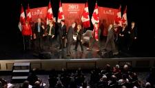 Liberal debate in Winnipeg