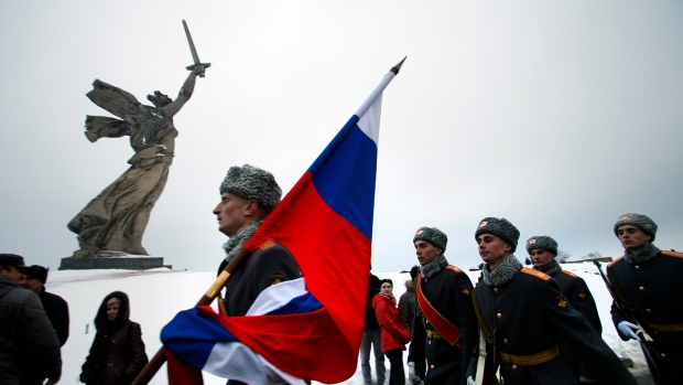 70th anniversary of Battle of Stalingrad