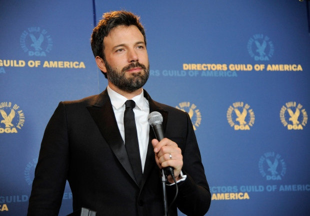 Affleck wins top prize at Directors Guild awards