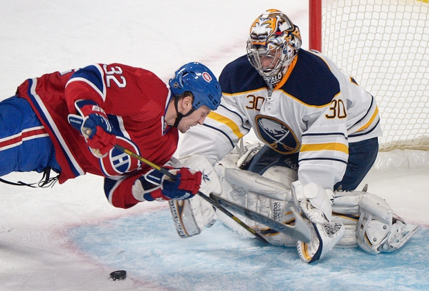 Montreal Canadiens beat Buffalo Sabres 6-1