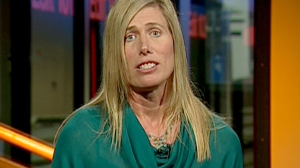 Silken Laumann appears on CTV's Power Play, Wednesday, Jan. 5, 2011.