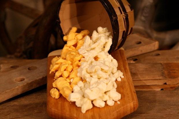Cheese curds generic