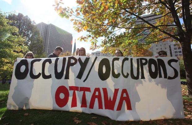Occupy Ottawa movement