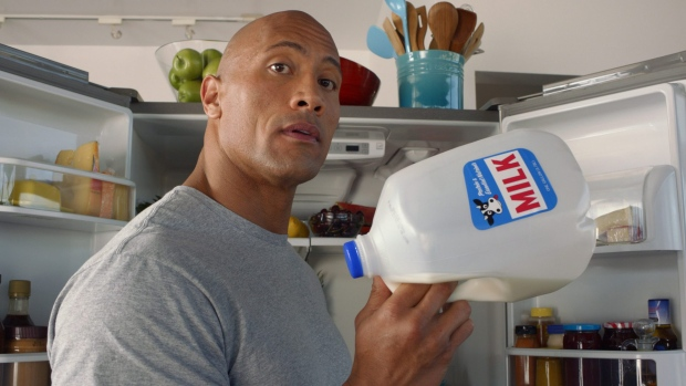 Super Bowl Ad Got Milk