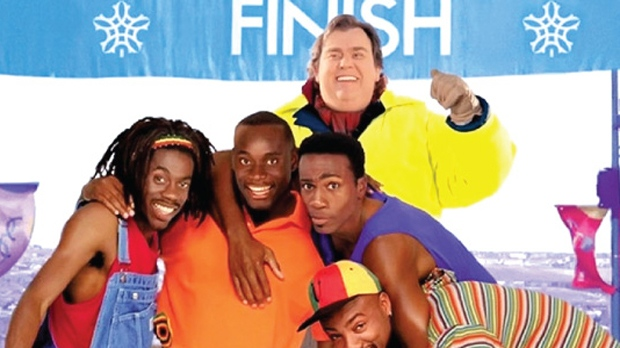"Fans cheer 20th anniversary of ""Cool Runnings"", a movie that celebrates both the Jamaican bobsled team and the 1988 Calgary Winter Olympics"