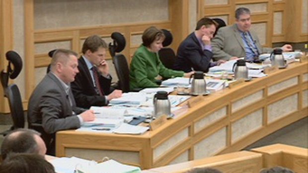 Saskatoon city councilors